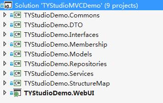 mvc-customized-framework